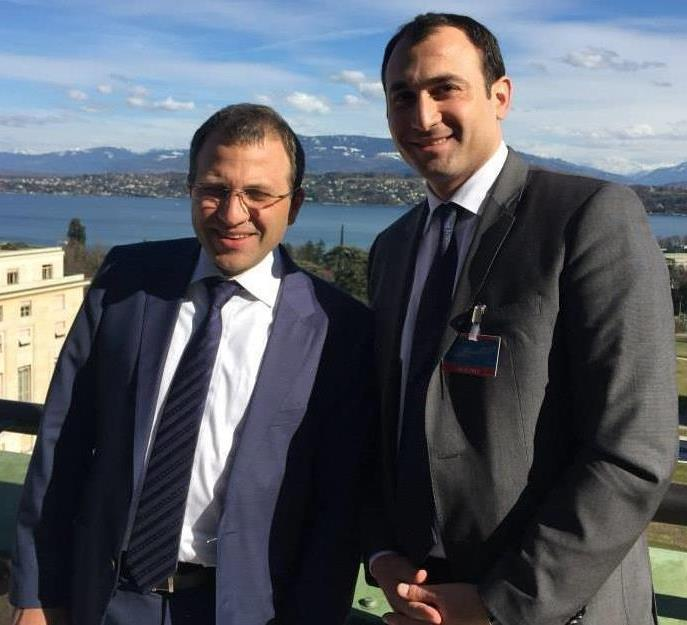 Official visit to Switzerland by His Excellency Mr. Gebran Bassil, Minister of Foreign Affairs and Emigrants