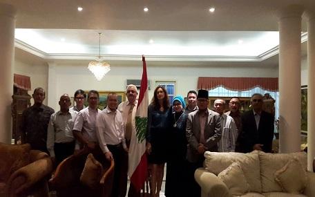 عشاء لتعزيز السياحة في لبنان
