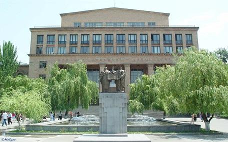 جامعة يريفان الحكومية