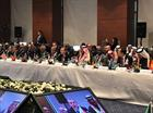 شارك وزير الخارجية والمغتربين جبران باسيل في اجتماع وزراء خارجية منظمة التعاون الاسلامي التحضيري لمؤتمر القمة الاستثنائي الذي سينعقد اليوم في اسطنبول