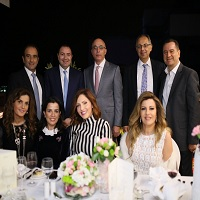 Dinner in honor of HE Ambassador Fouad Dandan