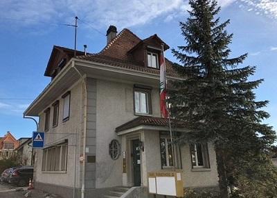 Ambassade du Liban en Suisse et au Liechtenstein