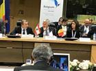 باسيل من بروكسل: التدفق الكبير للنازحين يُفقد لبنان جمال نسيجه