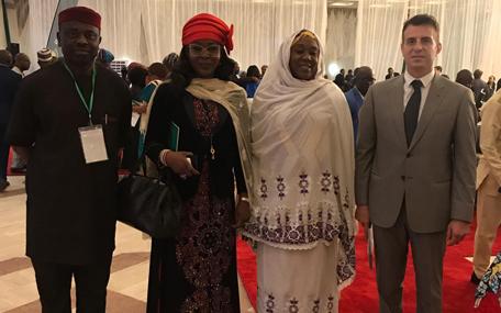 Nigeria Diaspora Investment Summit 2018