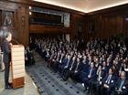 كلمة وزير الخارجية والمغتربين جبران باسيل في افتتاح منتدى الإستثمار اللبناني -  البريطاني في لندن