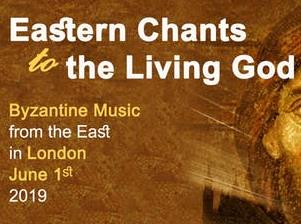 Eastern Chants to the Living God