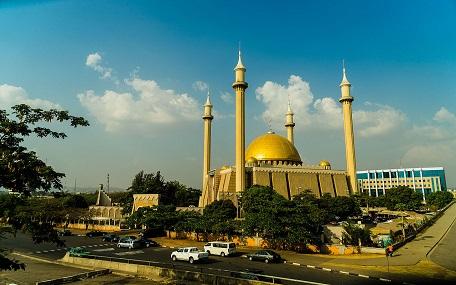 مسجد أبوجا الوطني
