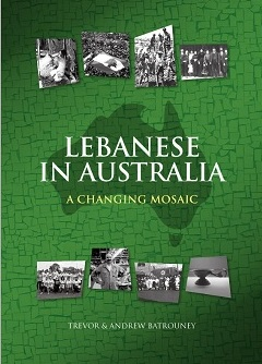 Signing of the book: Lebanese in Australia: A Changing Mosaic