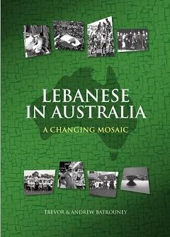 توقيع كتاب LEBANESE IN AUSTRALIA: A CHANGING MOSAIC
