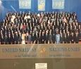 رئيس الوفد الرسمي لاحتفالات العيد الخمسين للامم المتحدة