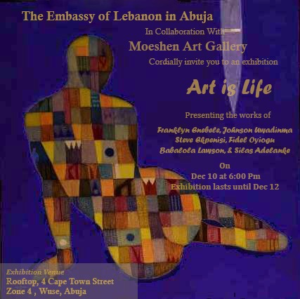 Art is Life Exhibition