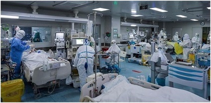 Government hospitals in Lebanon need medical supplies necessary to cope with Corona 2-2-2021